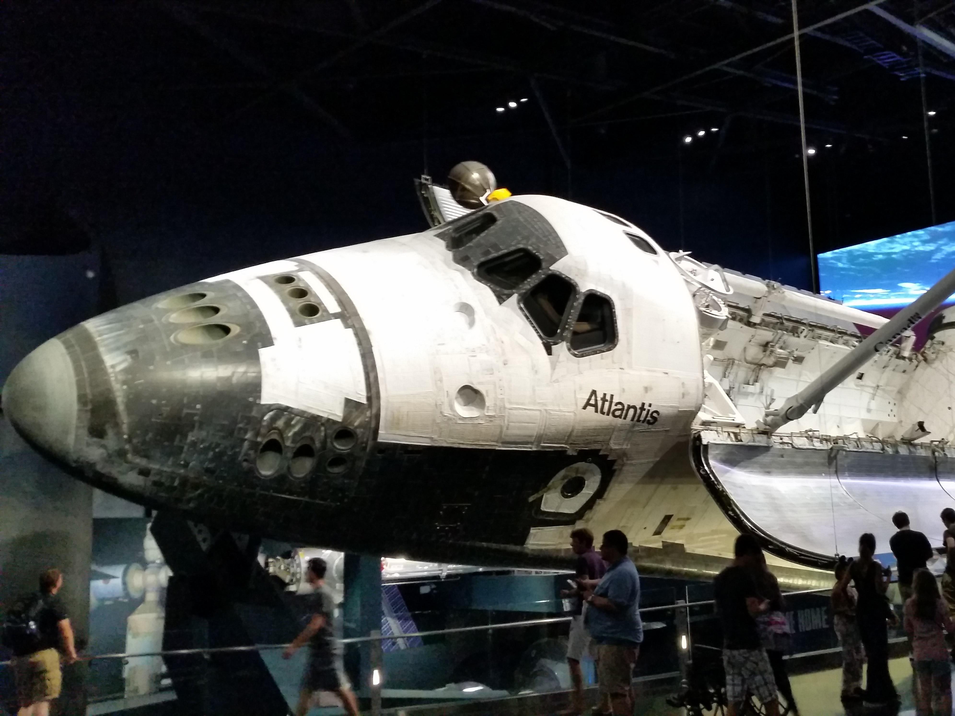 space shuttle atlantis dinner - photo #41